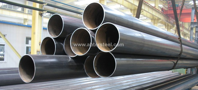 Erw Steel Pipes : Erw steel pipes api l gr b manufacturer