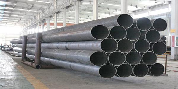 Erw Steel Pipes : Welded steel pipe abter
