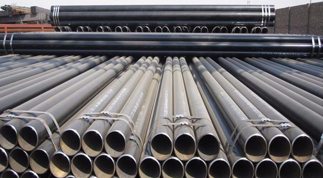 ASTM A53 Gr B steel Pipe