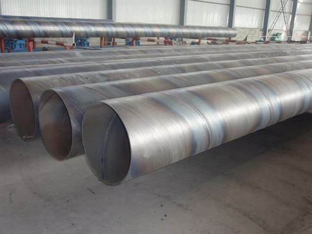 astm a252 welded steel pipe piles