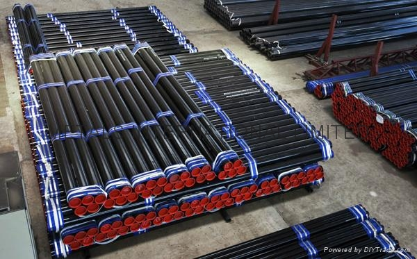 iso 3183 seamless steel pipe