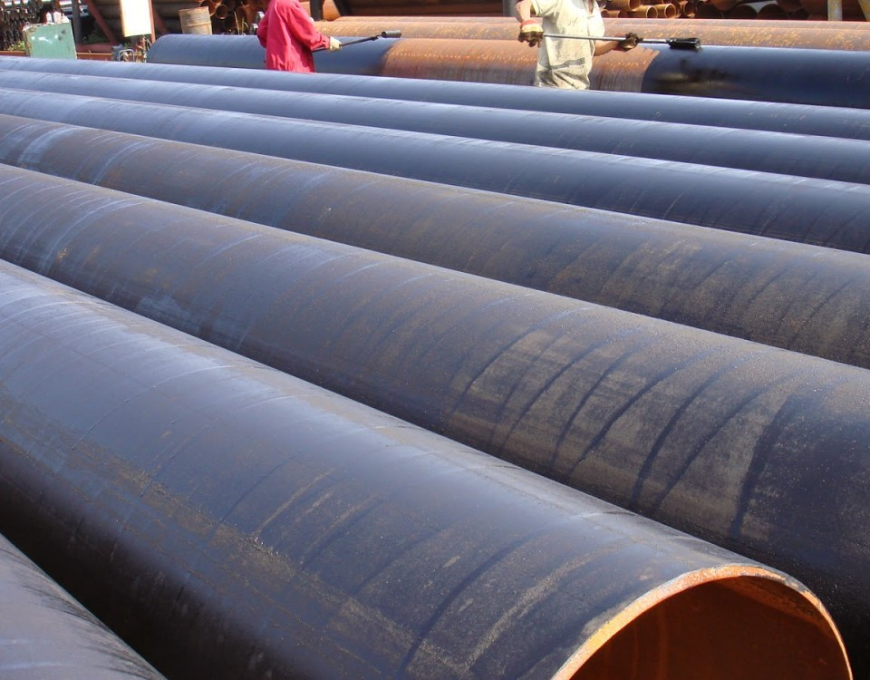 EN10210 ERW Steel pipe