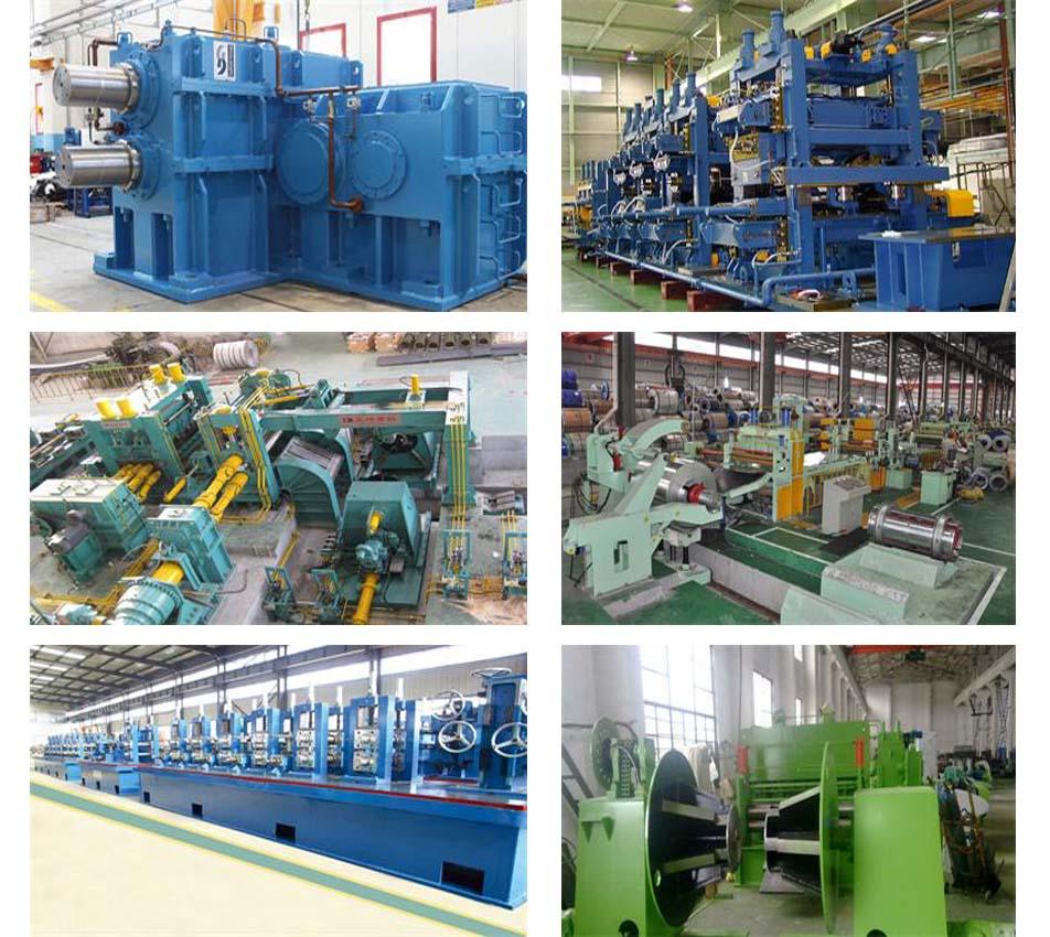 ERW Steel Pipe equipment