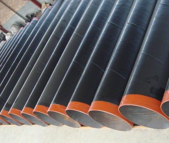 DIN 30670 coating pipe
