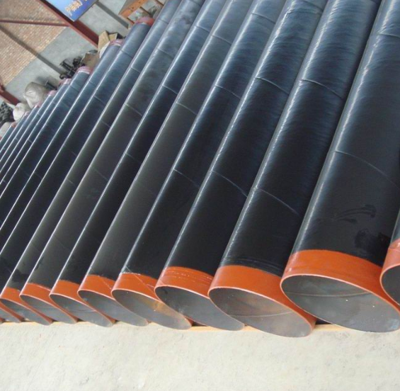 DIN 30670 coating pipe