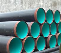 Internal and External Coating Steel Pipe