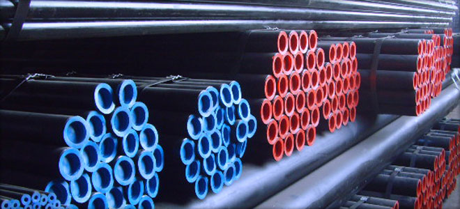 Tuyaux en acier sans soudure ASTM A106,Pipe en acier sans couture de carbone,SMLS Pipe & Tube