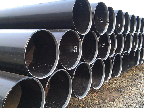 ASTM A139 LSAW Structural pipes and pile pipes for low pressure liquid delivery