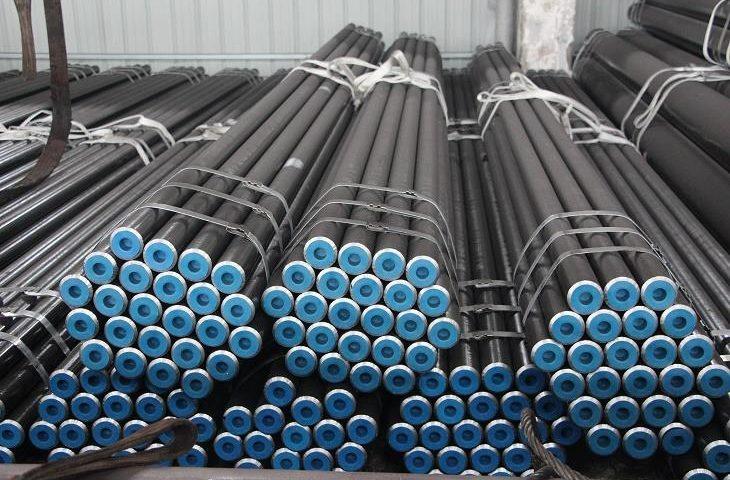 ASTM A192 High-pressure Steel Boiler Tube