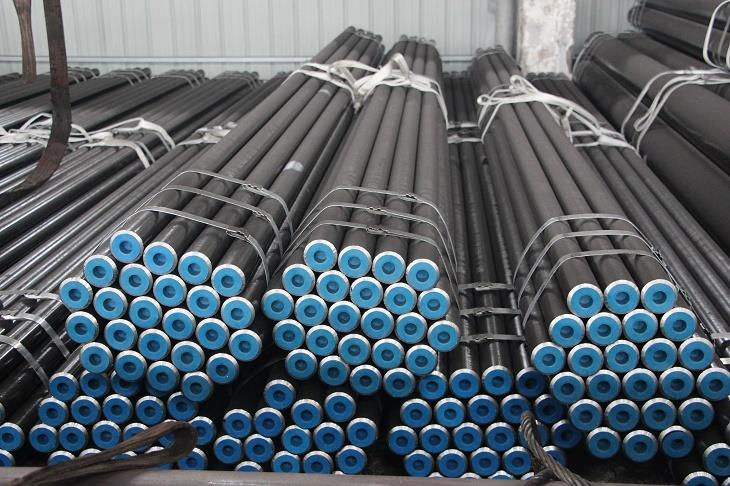 ASTM A192 High-pressure Steel Boiler Tube
