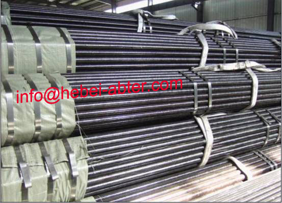 Seamless boiler steel pipes and tubes