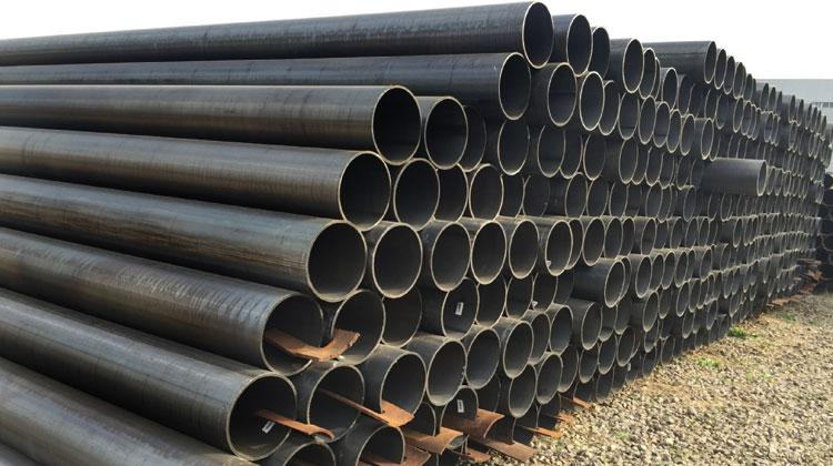 Tubulação sem emenda de aço de carbono de ASTM a500