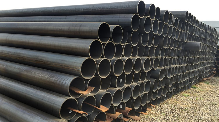 ASTM a500 Kohlenstoffstahl nahtlose Rohr