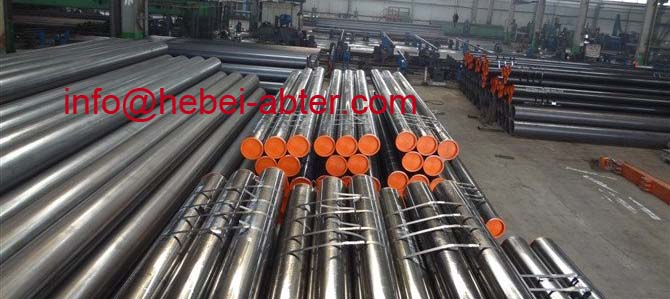 EN 10208-2 Hot Rolled Seamless steel pipes