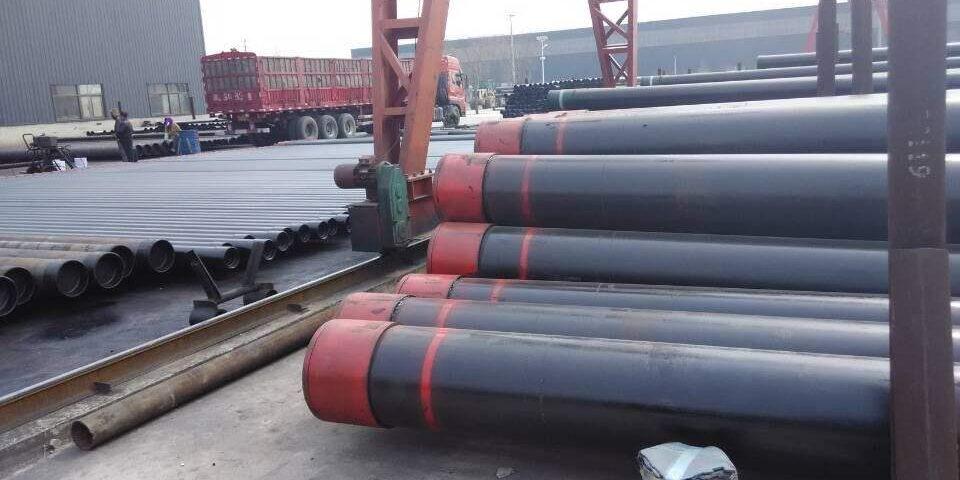 Grade N80 L80 Steel Casing Tube, Oil Field Pipe