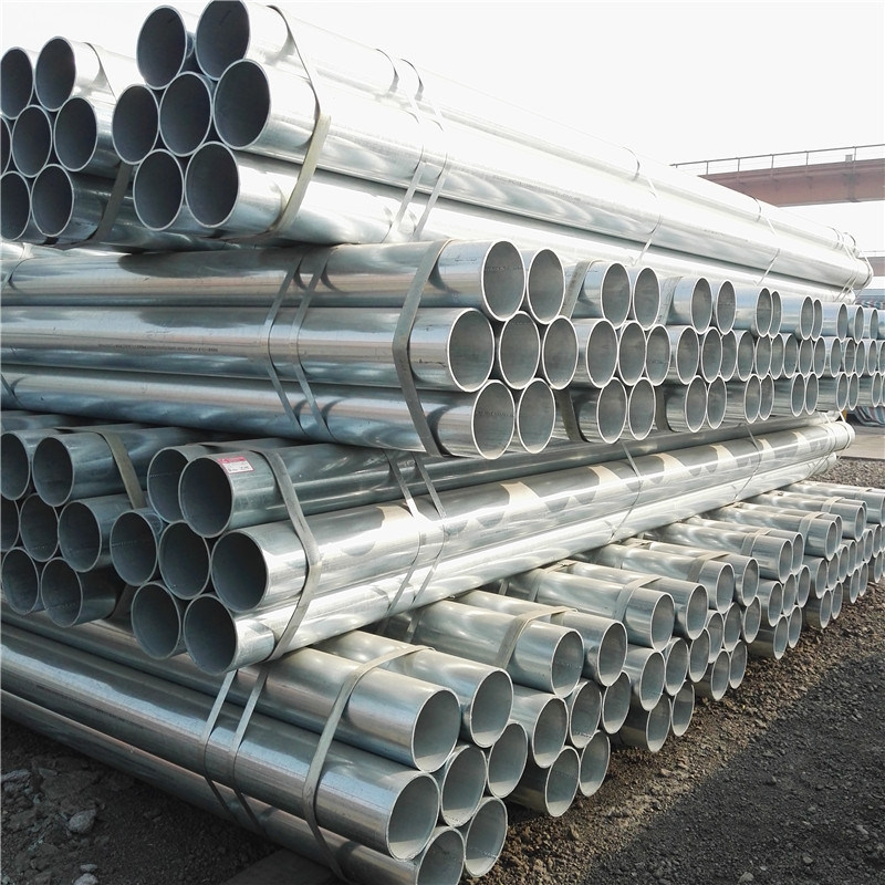 Astm a black galvanized pipe ″ abter steel