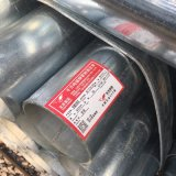 Construction Material ASTM A53 Schedule 40 Galvanized Steel Pipe, Gi Steel Tubes Zn Coating 60-400G/M2 with High Quality, Dn100X3.5mm Galvanized Steel Pipe