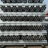 ERW Galvanized Steel Pipe for Fence as Per BS1387 Class B Standard