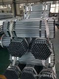 Hot Dipped Galvanized Steel Pipe Threading with Socket