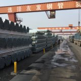 Professional Manufaturer Price EMT Galvanized Steel Cable Pipe Round Tube for Cable Protection