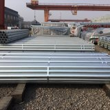 Q195 Fencing Mild Carbon Square Welded Hot DIP 1.5 Inch Galvanized Steel Pipe / Tube Manufacturer for Greenhouse