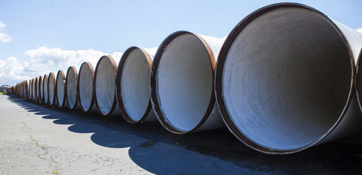 SSAW Corrosion Resistant Pipe
