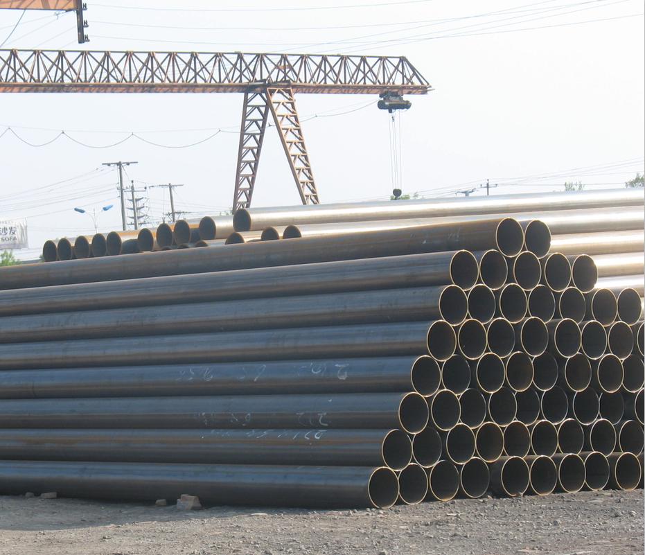 ASTM API SAWL ERW x52 faible tuyau en acier sans soudure inoxydable de carbone pour le gaz à terre et oléoduc